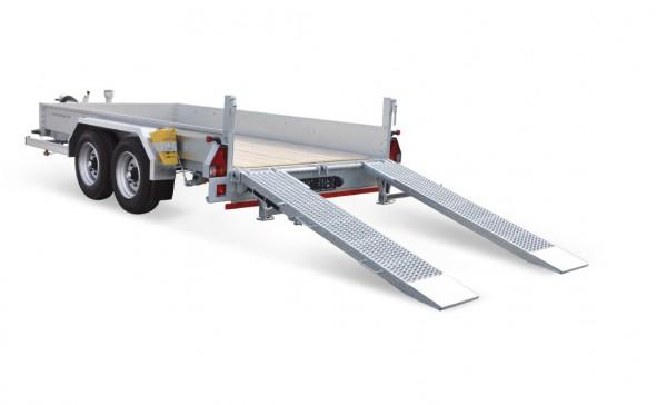 HS 654520 BS Baumaschinentransporter Bohlen stehend-Copy